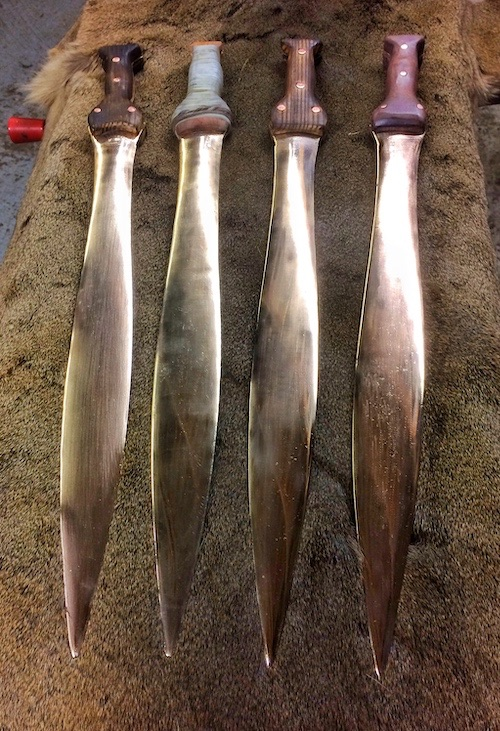 Knife making course suffolk