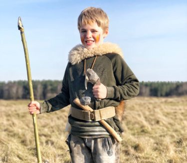 Ticket: Stone Age Day For Children 7th August 2019