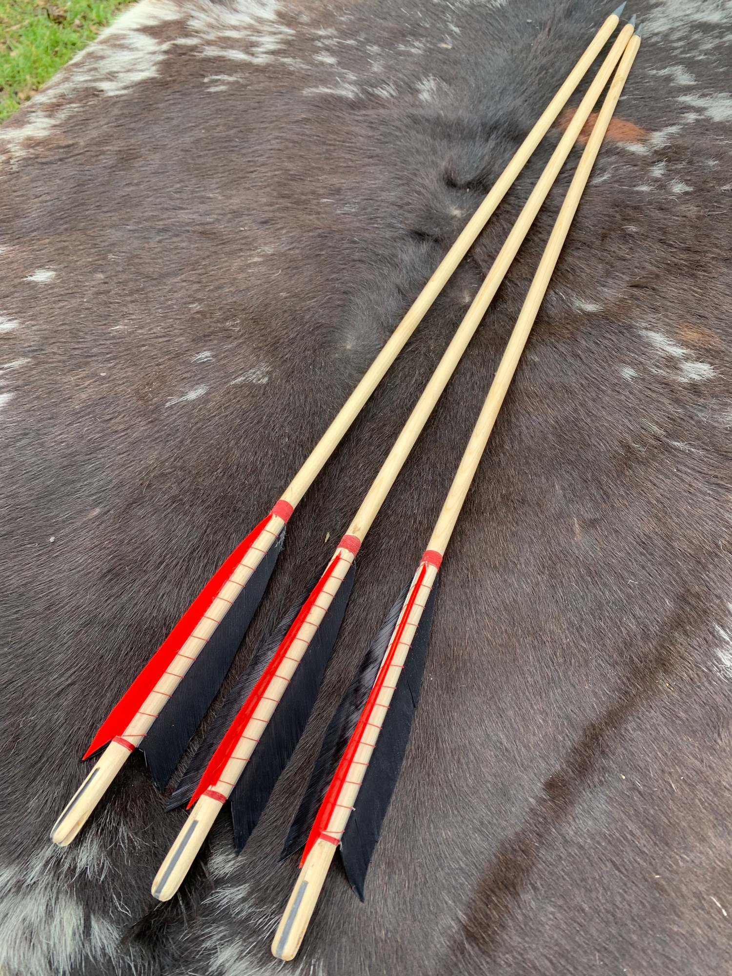 Ticket: Traditional Arrow Making Experience 21st August 2019